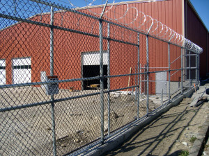 This is where commercial security fencing and gating can end up saving you money in the long run.  Vandalism in Vancouver security